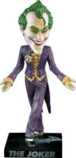 "BATMAN: Arkham City - Joker 7.5"" Bobble Head (Ikon Collectables) #NEW"