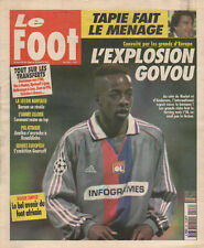 le foot n°109 l'explosion govou foot africain tapie