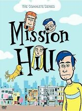 MISSION HILL: The Complete Series (DVD, 2005, 2-Disc Set)   ANIMATED