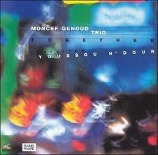Together: Moncef Genoud Trio Featuring Youssou N'Dour, New Music