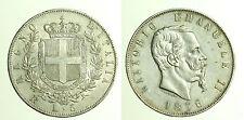 pcc1306_1) Regno Vittorio Emanuele II Scudo lire 5 del 1876