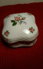 """Heritage House Music /Trinket Box Porcelain, MELODIES. plays """"The Way We Were"""""""