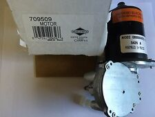 New OEM Simplicity Electric Motor for deck lift 1715885SM 709509