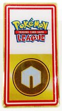 POKEMON TRADING CARD GAME LEAGUE 2001-2002 ZEPHYR BADGE PIN COLLECT