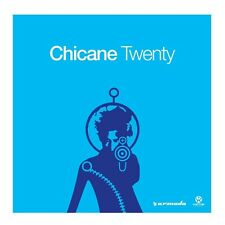 CHICANE - TWENTY  2 CD NEU