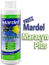 Fritz Mardel Maracyn Plus 8 oz. Antibacterial Aquarium Treatment