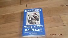 More Views from the Boundary: Celebrity Interviews from the Commentary Box by...