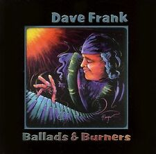 Frank, Dave-Ballads And Burners CD NEW