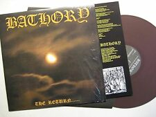 "BATHORY ""THE RETURN OF DARKNESS.."" - LP - BROWN VINYL"