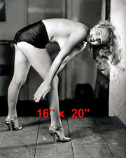 "Marilyn Monroe~Sexy~Photo~ Poster 16"" x  20"""