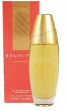 Estee Lauder BEAUTIFUL Women's Eau De Parfum 3.4 Oz./100ml *SEALED BOX*
