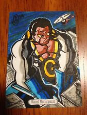 Marvel Masterpiece Original Art Sketch Card! By Junior