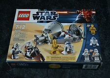 2012 LEGO STAR WARS DROID ESCAPE RETIRED SET 137 PCS. # 9490 FACTORY SEALED