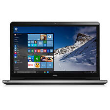 Dell Inspiron 17 5000 Intel i7 6500U 16Gb 1TB HDD DVDRW AMD R5 Win 10 Touch
