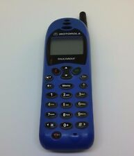 MOTOROLA TALKABOUT T180 MC2-41H21 Vintage Cellular GSM Mobile Phone SE2073AX3Y2