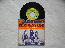 "45T 7"" DIZZY MAN'S BAND ""Jumbo"" HARVEST 2C 006-24623 FRANCE §"