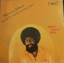 ► Harrison Johnson & His L. A. Community Singers - Don't Make War (Creed 3080)ss
