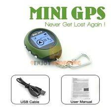 JF#E New Useful Mini GPS Navigation Travel Camping Outdoor Sport Travel Reciever
