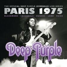 Deep Purple-Live in Paris 1975-CD NUOVO