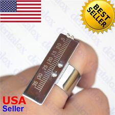5x Packs #B009 Stainless Steel Endo Finger Ruler