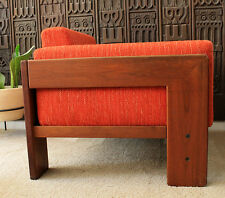 KNOLL TOBIA SCARPA BASTIANO LOUNGE CHAIR MID CENTURY MODERN 1970S EAMES