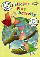 3rd and Bird: Sticker Play Activity, BBC, New Book