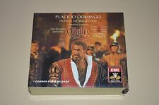 Otello - Verdi / Domingo - Maazel / EMI 1986 / W. Germany / 1st. Press / 2CD Box