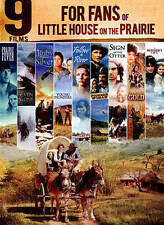 9-Movies for Fans of Little House on the Prairie, Very Good DVD, Kevin Sorbo, La