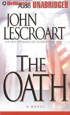 THE OATH unabridged audio book on CD by JOHN LESCROART