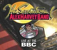 The Sensational Alex Harvey Band - Live at the BBC, 2CD Neu
