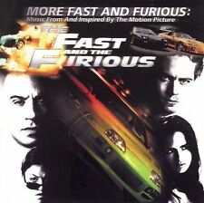 MORE MUSIC FROM THE FAST AND THE FURIOUS (NEW CD)