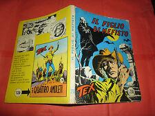TEX GIGANTE da lire 250 in copertina N°125 b-ORIGINALE 1 edizione AUDACE BONELLI