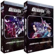 Mobile Suit Gundam Seed ( Kult Anime auf Deutsch ( 10 DVDs Komplette Serie ) NEU