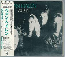 Van Halen OU812 Japan CD w/obi WPCP-4029