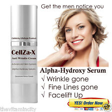 CellZa-X  Anti Wrinkle, Fine Lines Face/Neck LIFTING/FIRMING SKIN TIGHTENING #1