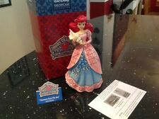 very very rare disney tradition 'princess arial musical sonata' boxed 6""