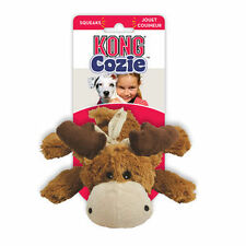 KONG Cozie MARVIN THE MOOSE Small Dogs Toy Brown (ZY36)