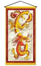 5ft Dragon Door Wall Panel Chinese New Year Decoration