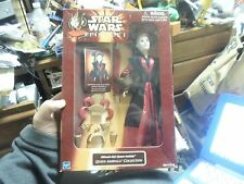 "1998 Hasbro Star Wars Episode I 1/6 Scale 12"" Ultimate Hair Queen Amidala Doll"