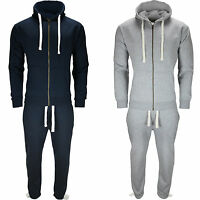 New Mens Full Tracksuit Set Fleece Hoodie Top Bottoms Jogging Joggers Trackies