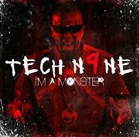 Tech N9ne/I'm A Monster Hip-Hop feat. 2pac 15 Tr. ovp/CD