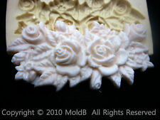 Mold Mould  for sugarcake,sugar craft,Cupcake, Clay -  Cake Flower Molding#1