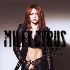 "MILEY CYRUS ""CAN´T BE TAMED"" CD+DVD DELUXE EDT NEU"