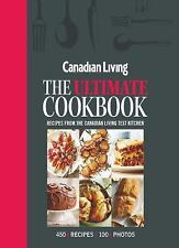 CANADIAN LIVING ULTIMATE COOKBOOK (9781988002095) -  (HARDCOVER) NEW