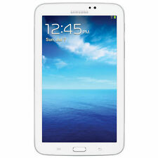 Samsung Galaxy Tab 3 SM-T210 8GB Wi-Fi 7in White Tablet Demo Unit