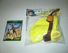 ReCore Best Buy Bundle Game,Skin,Hat,DLC XBOX One Unopened FREE SHIPPING
