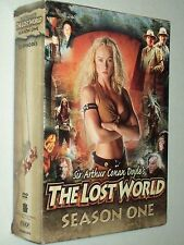 The Lost World TV Series Complete Season One Dvd Set 1 Good With FREE SHIPPING