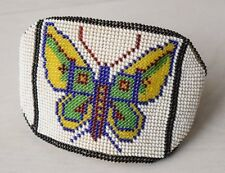 Collectible Antique Native North American Beaded Handmade Wrist Purse Wallet