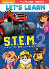 Let's Learn: S.T.E.M. Vol. 2 (DVD, 2016)