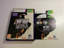 The Hip Hop Dance Experience - Xbox 360 Kinect - Free, Fast P&P!